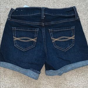 abercrombie kids Bottoms - Girls denim shorts